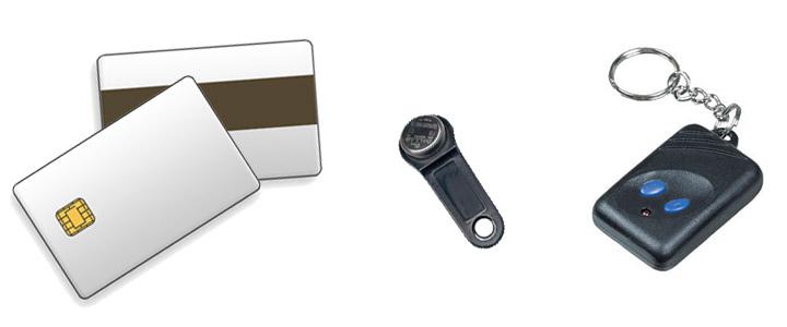Ключи - обзор технологий